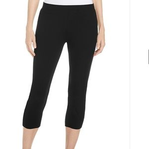 Coolibar® UPF 50+ Black Capris